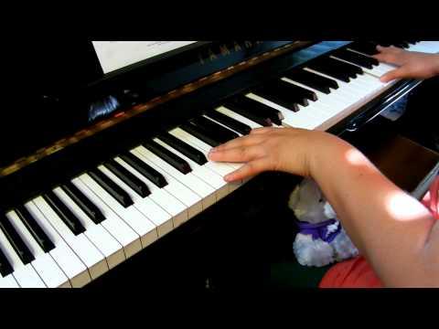 "Secret - Piano Battle 1: Chopin ""Black Keys"" (cover)"