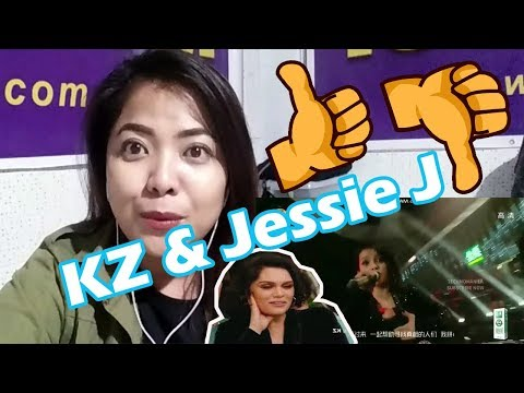 #Trending KZ Tandingan with her Rolling In The Deep rendition | Wows Chinese crowd and Jessie J