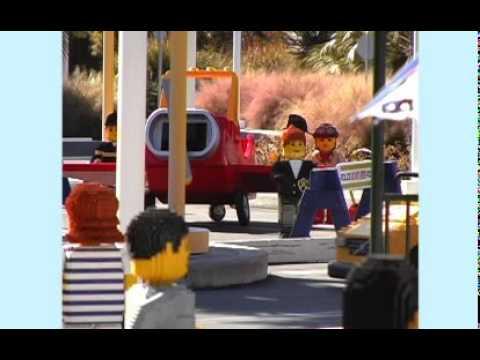 Volvo Driving School - LEGOLAND California