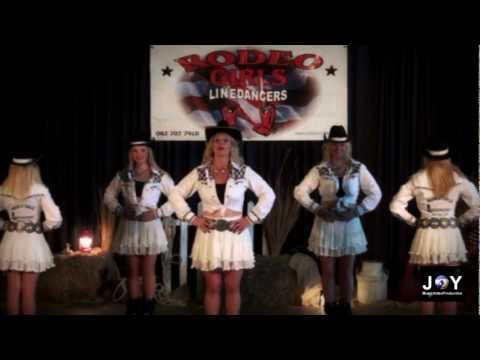 Rodeo Girls: Loving You, Loving Me (Line Dance)
