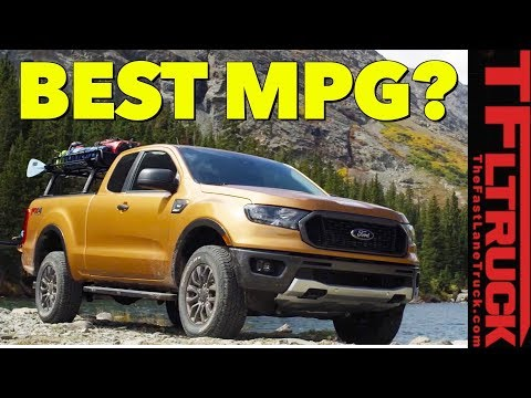 Breaking News: How Does the 2019 Ford Ranger MPG Compare to the Competition?