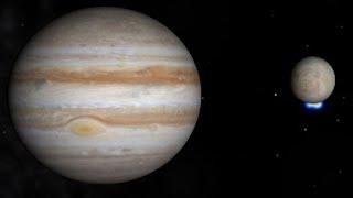 De la vie sur un satellite de Jupiter?