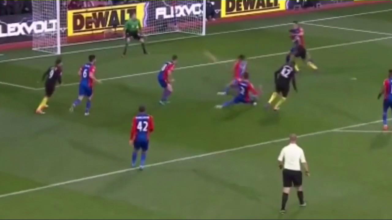 Download Yaya Toure Goal HD - Crystal Palace 0 - 1 Manchester City 19.11.2016 HD
