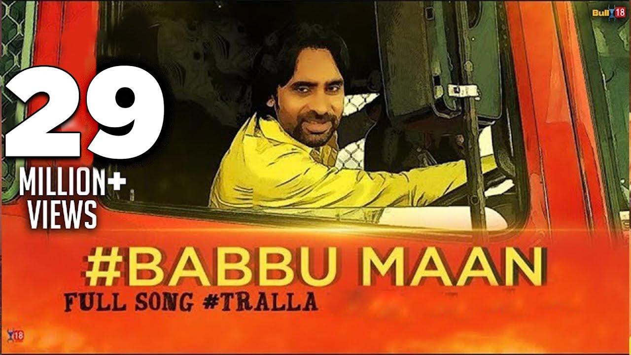 Babbu Maan  Tralla  Full Video  2013  Talaash
