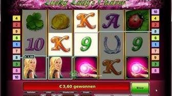 Lucky Lady´s Charm Deluxe   45 Freispiele auf 1 Euro Stargames Echtgeld
