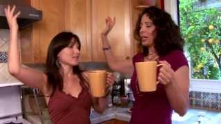 Spicy Spiked Vegan Hot Chocolate Recipe - Ecorico
