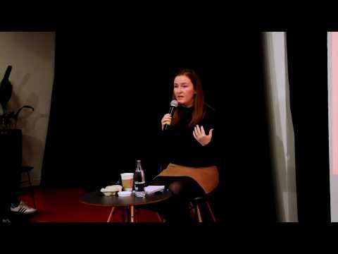 Nov. 2017: Angela Nagle, speech on Kill All Normies in Copenhagen, Denmark