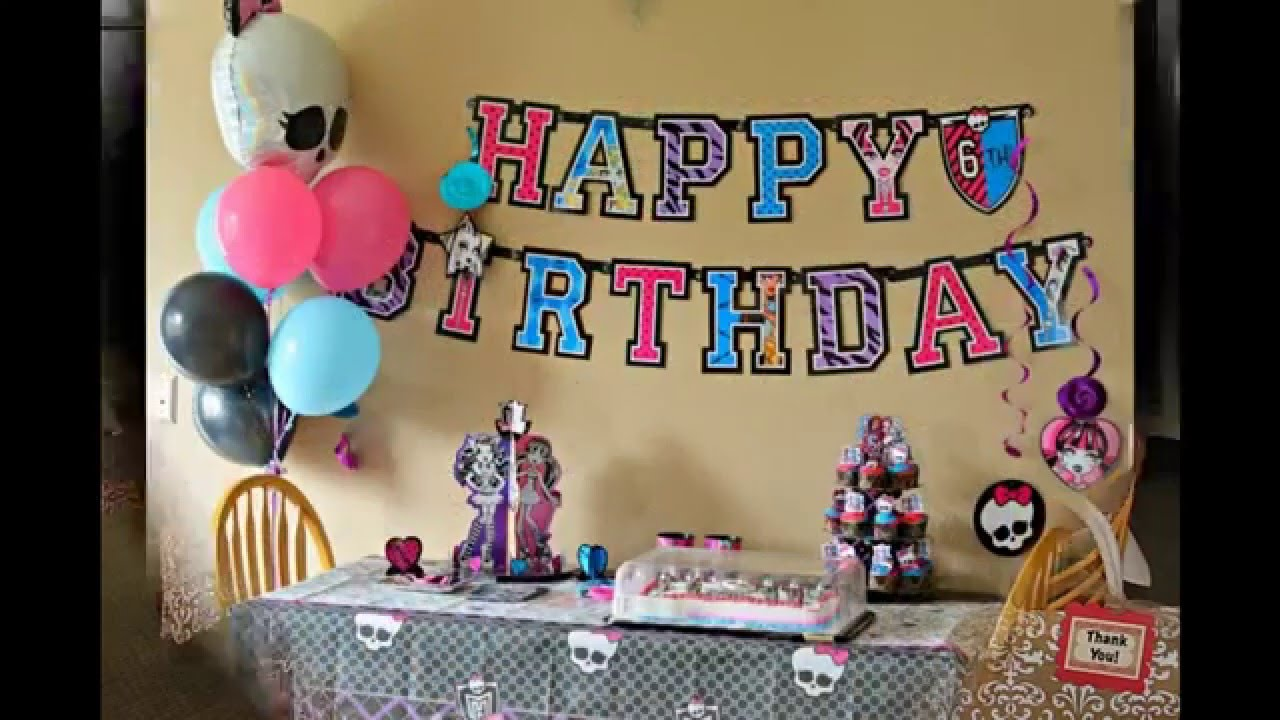 Fun Surprise Birthday Party Ideas