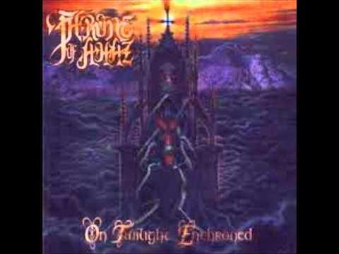 Throne Of AhazBlackthorn Crown