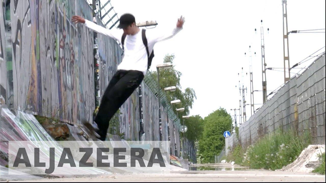 Swedish school includes skateboarding in curriculum
