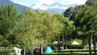 Camping Pradelongue Bagnères-de-Luchon, Pyrénées, Occitanie, Haute-Garonne
