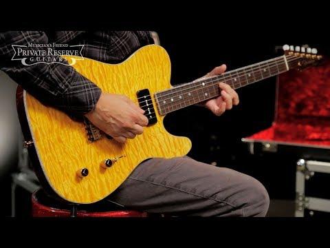 Fender Custom Shop P-90 NOS Telecaster Masterbuilt by John Cruz Electric Guitar