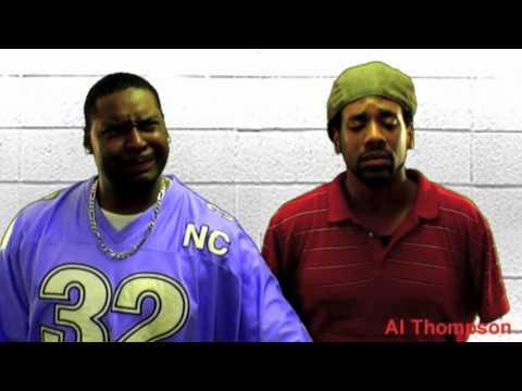 """I'm Not Touching That"" Al Thompson w/David Spates (HD)"