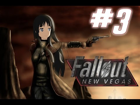 Fallout: New Vegas - Joe Cobb pod drnem [#3] PC Gameplay česky | HD/720p |