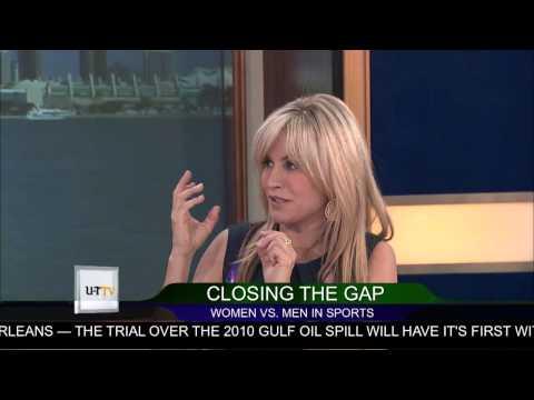 Closing The Gap - Women Vs. Men in Sports