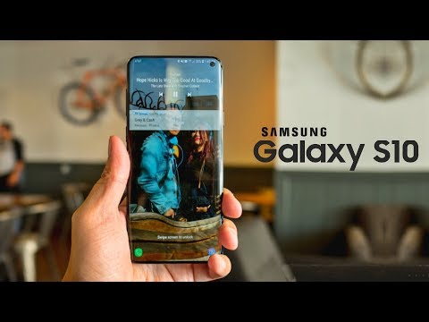 Samsung Galaxy S10 - Will It Have Graphene Battery?