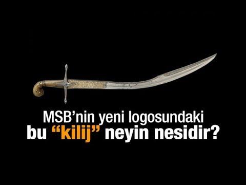 """Millî Savunma Bakanlığı'nın yeni logosundaki """"kilij"""" nedir... Murat Bardakçı yazdı"""