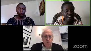 COVID 19 and African Food Security | Cedric Habiyaremye, Esther Ngumbi & Dan Glickman