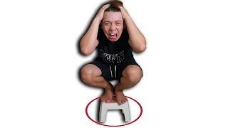 NTN - Video Thử Thách Cuối Cùng 24H Đứng Trên Ghế (Standing on a chair for 24h challenge)
