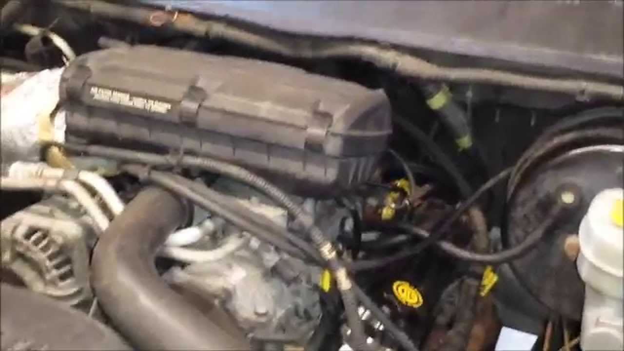 2001 dodge ram 1500 intake manifold and plenum gasket repair part 1 youtube