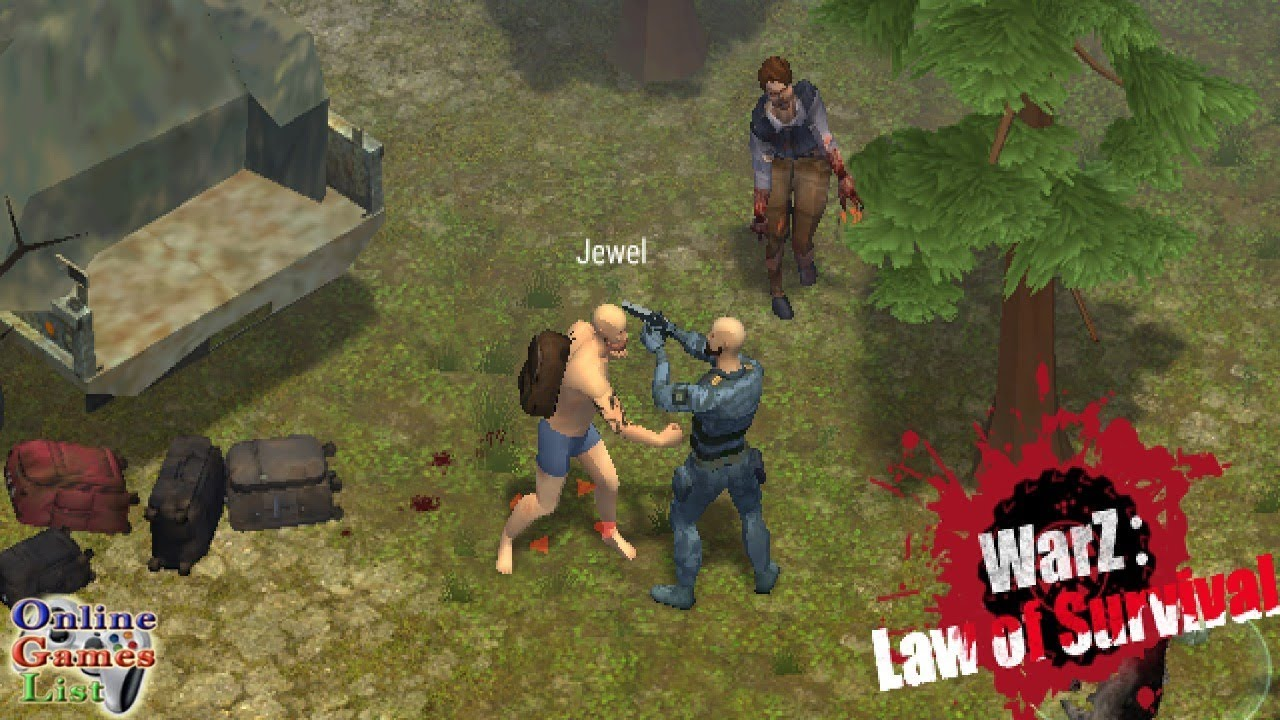 warz law of survival android gameplay hd youtube