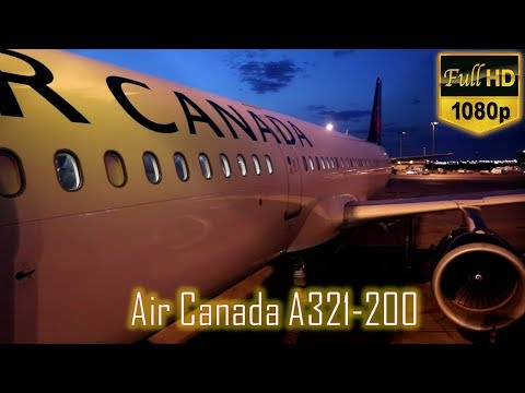 TRIP REPORT | Air Canada A321 Montreal (YUL) To Toronto (YYZ) | ECONOMY