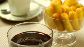 Cream Cheese Cups And Churittos With Chocolate Dip - Nestlé Club Gl Season 02 Episode 6