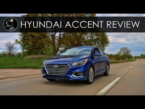 Review | 2018 Hyundai Accent | Small Cars Still Matter