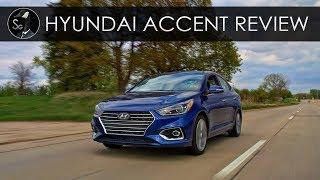 Review 2018 Hyundai Accent Small Cars Still Matter смотреть