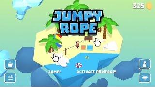 Madewithunity Jump Rope Endless Arcade Jumper Game Trailer #madewithunity Online Games Trailer 1