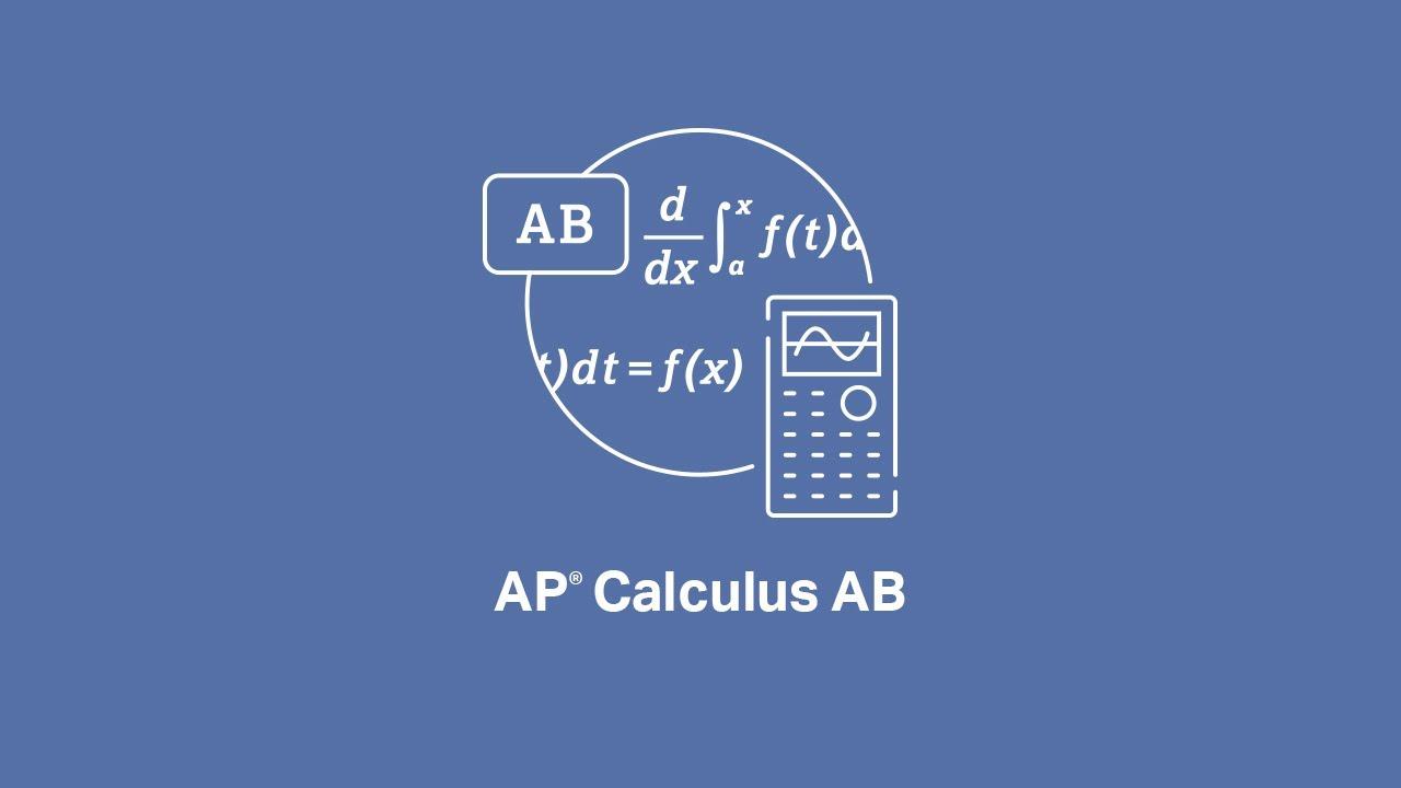 Get 2020 Ap Calculus Ab Free Response  Pictures
