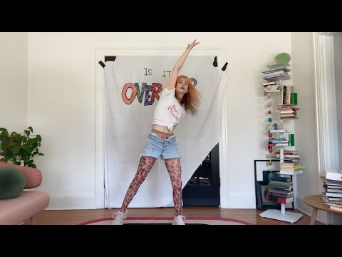 Hayley Williams - Over Yet [Workout Video]
