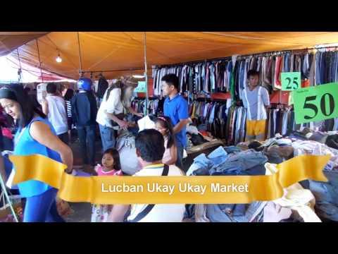 Lucban Ukay Ukay Market