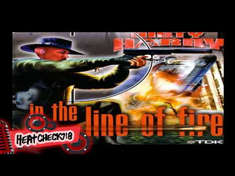 DJ Dirty Harry - In The Line Of Fire (Classic 90s Hip-Hop FULL Mixtape)