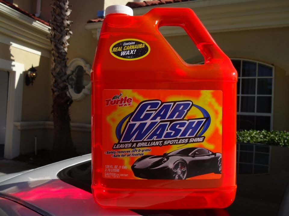 Turtle Car Wash And Wax Review