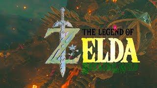 Asriel plays - Legend Of Zelda:Breath Of The Wild - Part 58 - Research
