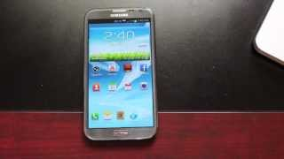 Verizon Galaxy Note 2 VRAMC3 4.1.2 ROOT and Maintain Unlock Bootloader Rom Install Guide