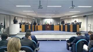 Aula inaugural- 3ª Turma de Pós-graduação em Direito Eleitoral