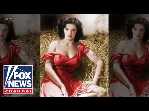 50's bombshell Jane Russell was a 'Godfearing' conservative