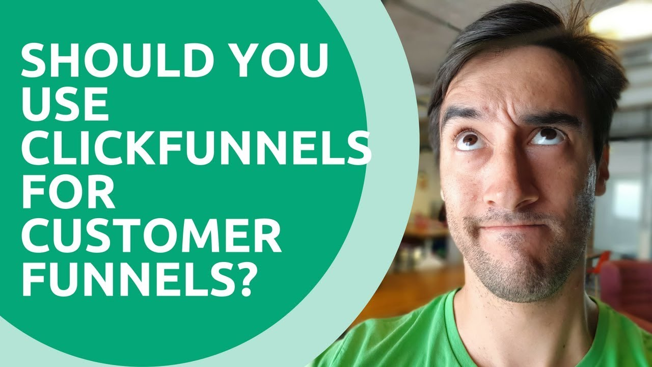 Should funnel builders use ClickFunnels