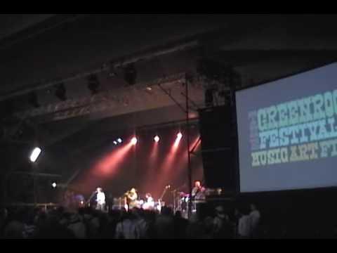 "The Ragbirds @ Greenroom Festival '09 Yokohama Japan ""Brave New Beat"""