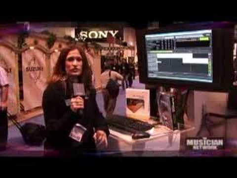 TMNtv - NAMM 2008 - MixMeister Fusion - DJ Mixing Software