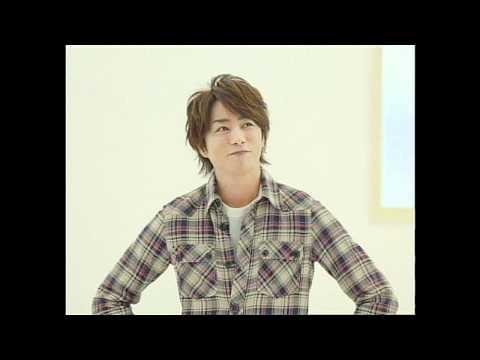 櫻井翔 エイブル CM スチル画像。CM動画を再生できます。