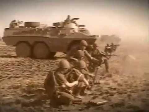 Bok van Blerk  (So waai die wind), Bush War (1966 to 1989) Tribute