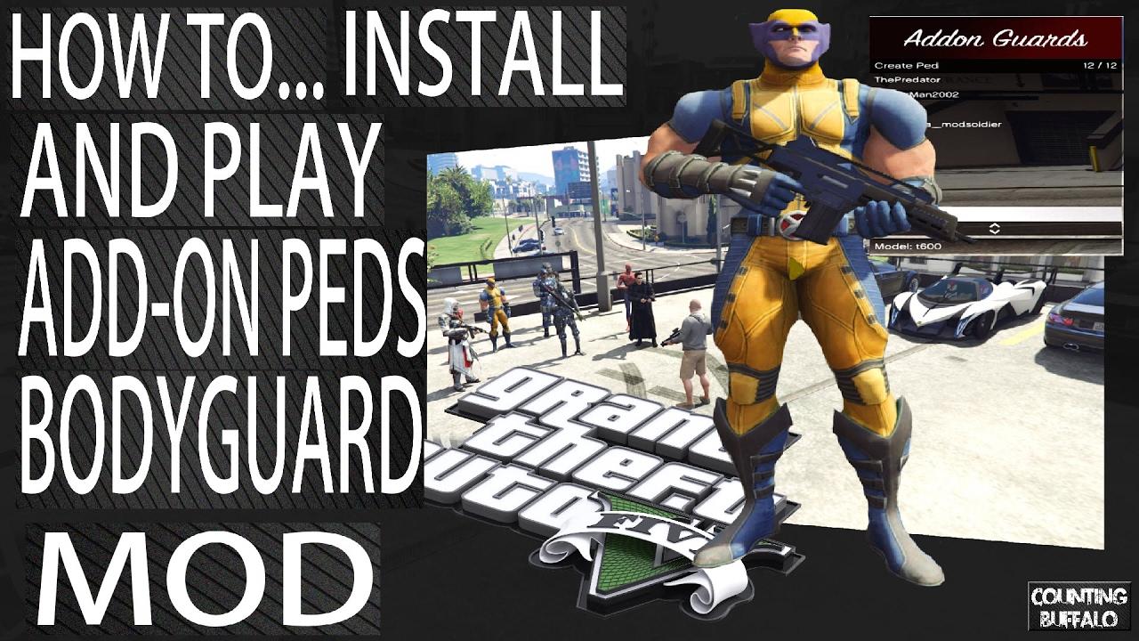 Bodyguard menu скачать