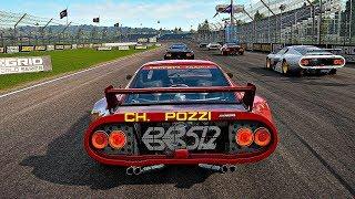 GRID - Gameplay Ferrari 512 BB LM @ Indianapolis [4K 60FPS ULTRA]
