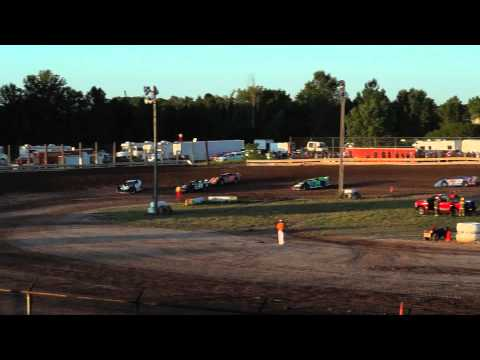 EWSC Racing Late Model Heat 3 8/17/2012