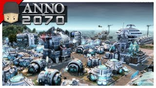 Anno 2070 - Ep.08 : The Airport & Tech City!