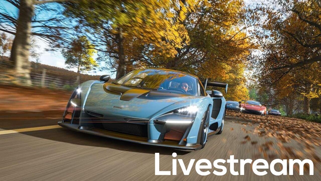 Live #13 Forza Horizon 4