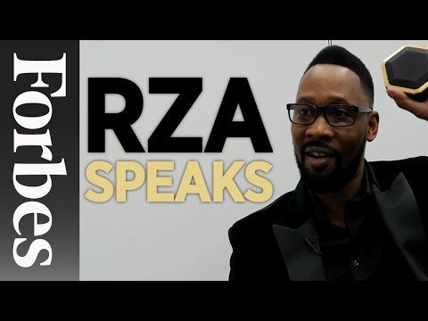 RZA Speaks: Wu-Tang's Secret Album & A Better Way To Consume Music